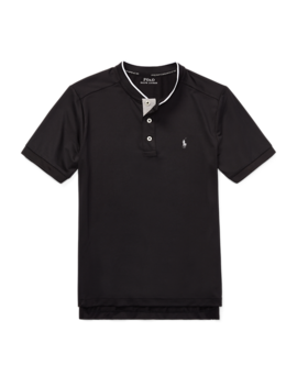 Performance Lisle Henley by Ralph Lauren