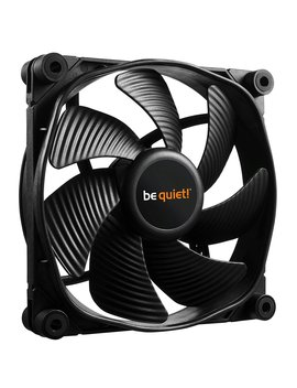 Be Quiet! Bl068 Silentwings 3 120mm High Speed 2200 Rpm 73.33 Cfm 28.6 Dba Cooling Fan by Be Quiet!