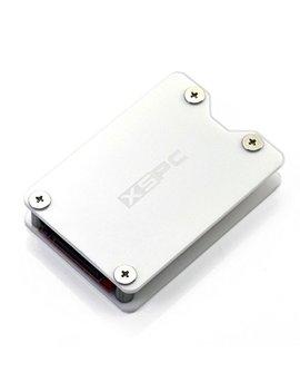 Xspc 8 Way 5 V 3 Pin Rgb Fan Splitter, White by Xspc