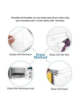 2018 Elfinbook Smart Reusable Erasable Spiral A5 Notebook Paper Notepad Diary Journal Office School Travelers Drawing Gift  by Elfinbook