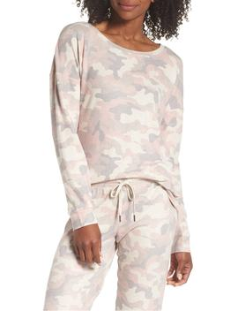 Camo Pajama Top by Pj Salvage