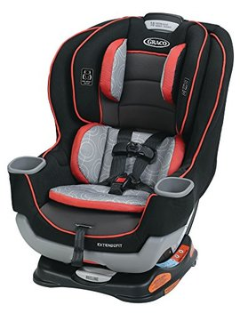 Graco Extend2 Fit Convertible Car Seat, Solar, One Size by Graco
