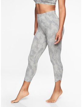 Sandbar Organic Cotton Be Present Capri by Athleta