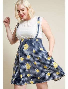 Overall Winner Jumper In Print Mix by Modcloth
