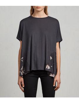 Magnolia Elena T Shirt by Allsaints