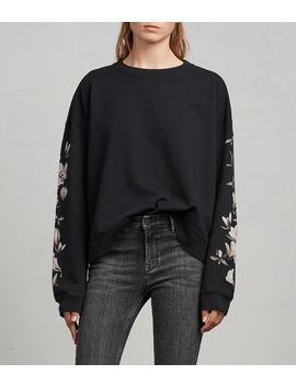 Magnolia Lo Sweatshirt by Allsaints
