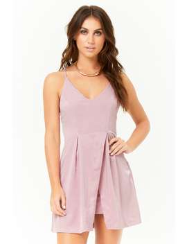 Lustrous Cami Dress by Forever 21