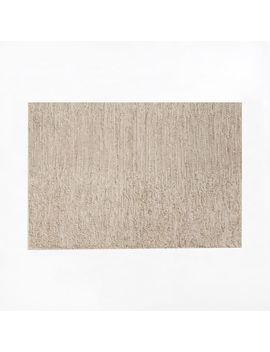 Mini Pebble Jute Wool Rug, 2'x3', Natural/Ivory by West Elm