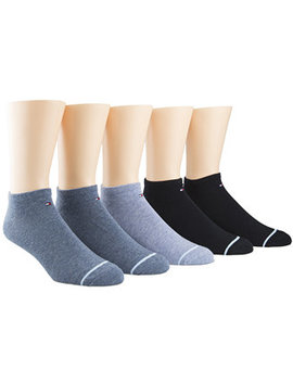 Ankle Socks, 5 Pack by Tommy Hilfiger