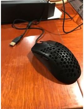 Finalmouse Ultralight Pro Black Gaming Mouse by Final Mouse