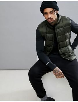 Asos 4505 Packable Vest With Quilting by Asos 4505