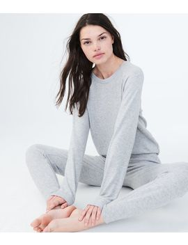 Lld Seriously Soft Heathered Jogger Sweatpants by Aeropostale