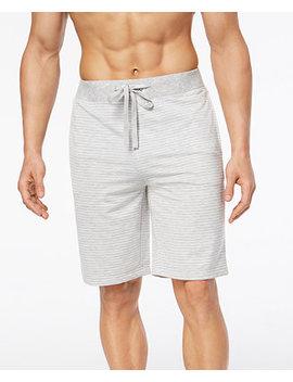 Men's Striped Sleep Shorts by Polo Ralph Lauren