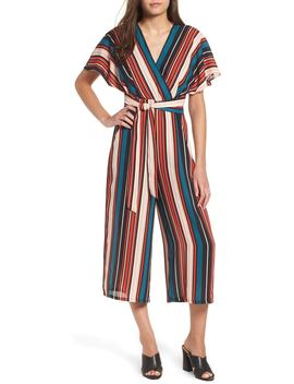 Tie Waist Jumpsuit by Leith