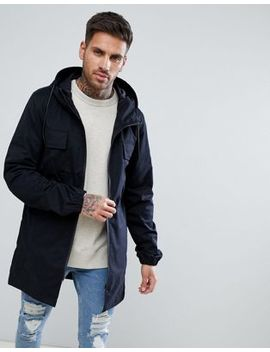 D Struct Summer Parka Jacket by Jacket