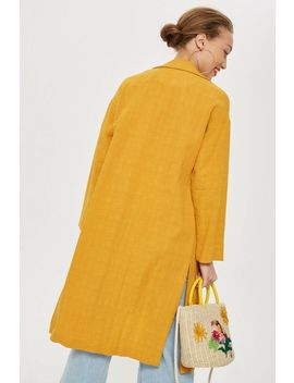 Petite Lola Duster Coat by Topshop
