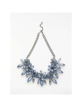 John Lewis Statement Necklace, Blue by John Lewis