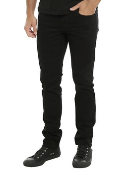 "Xxx Rude 32"" Inseam Black Skinny Jeans by Hot Topic"