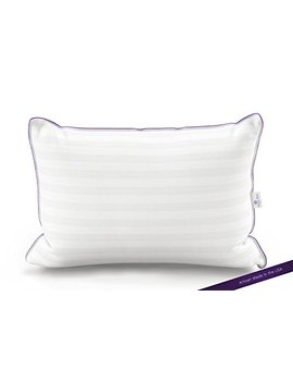 The Original Queen Anne Pillow   French Goose Down Luxury Pillow   Hotel Collection   Made In Usa (King Size, Medium Fill) by Queen Anne Pillow Company
