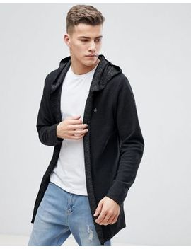 Jack & Jones Originals Open Drape Cardigan by Jack & Jones
