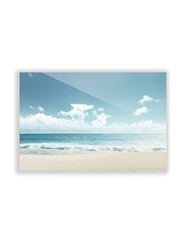 """Perfect Day"" By Two Palms Wall Art On Plexi, 40"" X 60"" by Two Palms Art Bazaar"