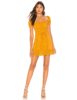 Lana Mini Dress by Majorelle