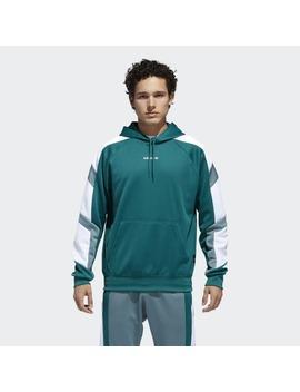 Eqt Block Hoodie by Adidas