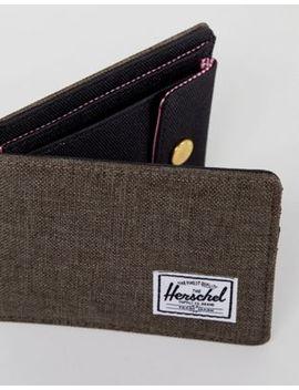 Herschel Supply Co Roy Coin Wallet With Rfid by Herschel Supply Co