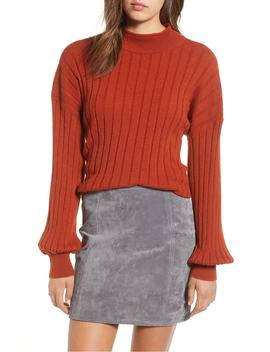 Easy Rib Pullover Sweater by Leith