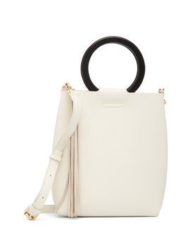 Ring Handles Shoulder Bag by Street Level