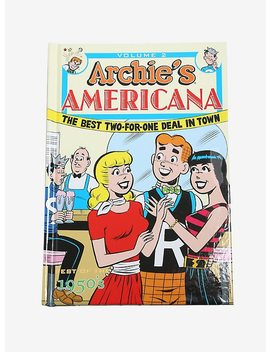 Archie Americana Volume 2: Best Of The 1950s Hardcover Book by Hot Topic