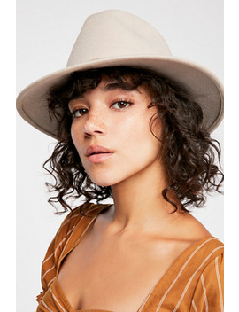 Aurora Felt Hat by Free People