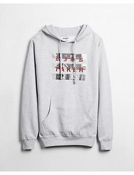 Risk Taker Graphic Fleece Hoodie by Express