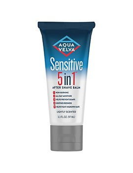 Aqua Velva Sensitive 5 In 1 After Shave Balm, 3.3 Ounce by Aqua Velva