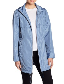 Babydoll Hooded Jacket by Via Spiga