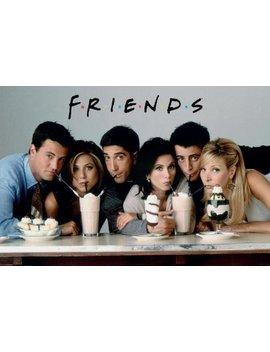 Friends Milkshake Poster Print by Pyramid America