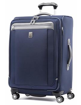 Travelpro Platinum Magna 2 25 Inch Express Spinner Suiter (Navy) by Travelpro