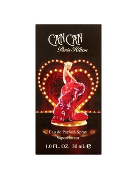 Can Can By Paris Hilton, Eau De Parfum For Women, 1.0 Fl Oz by Paris Hilton