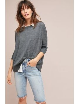 Wilhelmina Wool Pullover by Anthropologie
