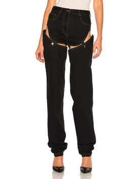 Straight Leg Trouser With Detachable Short by Y Project