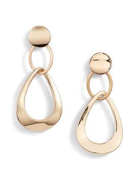 Curved Multidrop Earrings by Halogen®