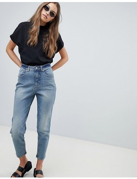 Cheap Monday Donna High Rise Mom Jeans by  Cheap Monday