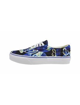 Vans Era Van Doren Shoes Men Women Unisex Size Skating Canvas Blue Marble by Vans
