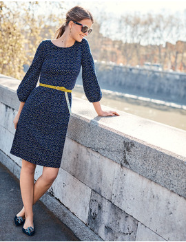 Odelia Jersey Dress by Boden