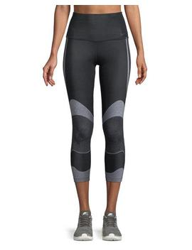 Power Cropped Training Leggings by Nike