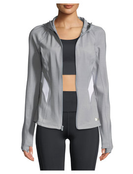 Breathelux Front Zip Performance Jacket by Under Armour