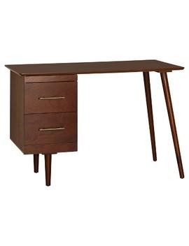 Leon Mid Century Desk   Walnut   Angelo:Home by Angelo:Home