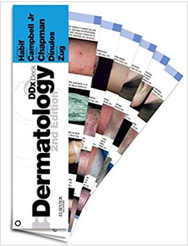 Dermatology Ddx Deck, 2e by Amazon