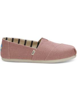 Rosette Heritage Canvas Women's Classics by Toms