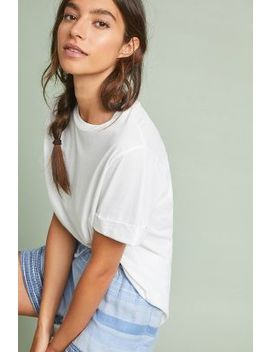Jade Layering Tee by Anthropologie